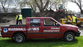 Marshall James Garden Development Pickup