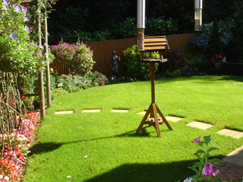 Lawn Design And Build By Marshall James | Garden Design And Landscape Dorset - Marshall James
