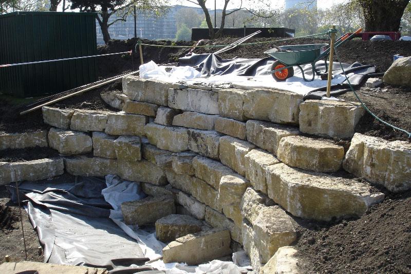water-fall-wall-finish